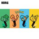 [唐尼樂器] Korg PC-2 寶可夢聯名限量款 烏克麗麗 吉他 Bass 小提琴 二胡 夾式調音器 神奇寶貝