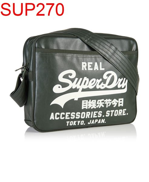 SUPERDRY SUPER DRY 極度乾燥 男 當季最新現貨 側背包 SuperDry SUP270