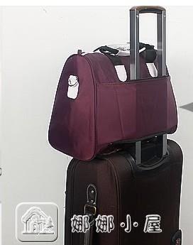 旅行包  旅游包手提旅行包大容量可折疊行李包男旅行袋出差待產包女士 娜娜小屋