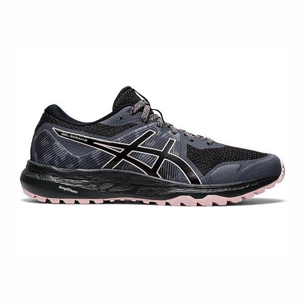 Asics Gel-scram 6 [1012A730-021] 女鞋 運動 休閒 慢跑 透氣 緩衝 抓低 亞瑟士 灰