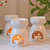 香薰燈 燈禪意陶瓷爐蠟燭臥室家用熏香爐浪漫美容院會所 全館免運