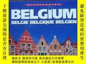 二手書博民逛書店BELGIUM罕見BWLGIE BELGIQUE BELGIENY256488 DISCOVERING VIN