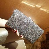 2018新款韓版鑲鑽宴會包 鑽石手包歐美潮鑽女士宴會包 水鑽手拿包 至簡元素