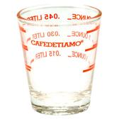 金時代書香咖啡 TIAMO 玻璃量杯1.5oz AC0011