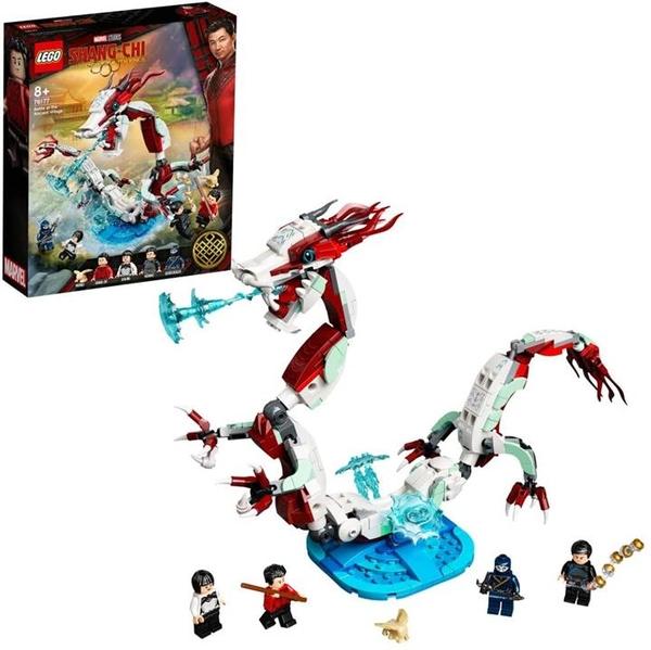 LEGO 樂高 超級英雄系列 在古代遺跡之戰 76177