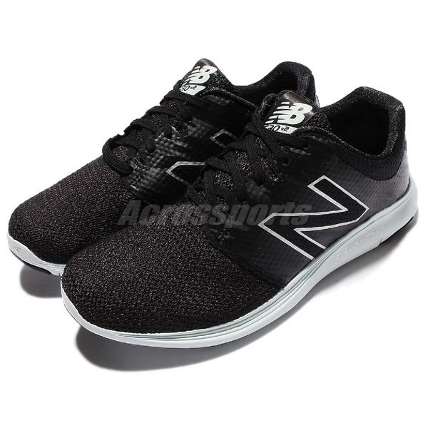 New Balance 慢跑鞋 530 V2 NB 黑 藍 白底 輕量透氣 運動鞋 黑白 女鞋【PUMP306】 W530LB2D