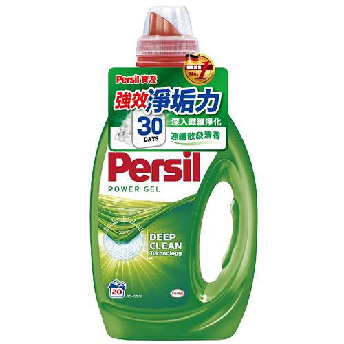 Persil 強效淨垢洗衣凝露1L【愛買】
