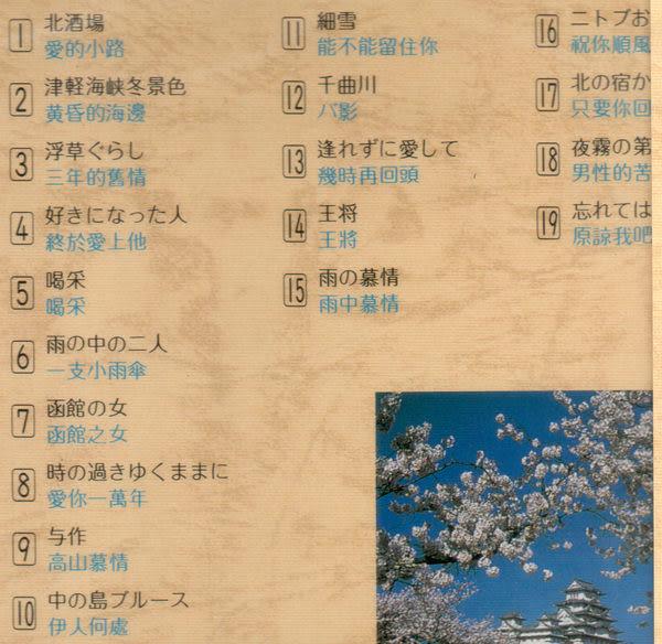 東洋輕音樂 8 吉他 二 CD (音樂影片購)