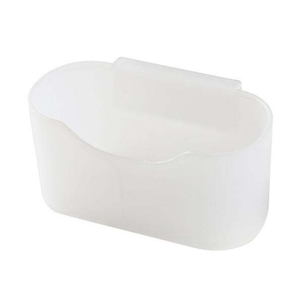 「指定超商299免運」醬料收納盒 單入 文具收納盒 迷你收納盒 可掛式收納盒 [品WAY+]【F0492】
