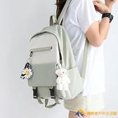 後背包書包女日韓版高中大學生小清新雙肩包