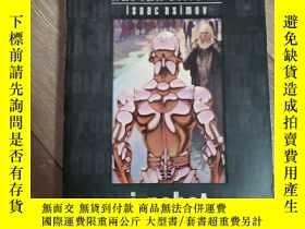 二手書博民逛書店我,機器人罕見科幻小說 劇本 I,robot the illustrated screenplayY31330