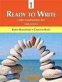 二手書博民逛書店 《Ready to Write 1: A First Composition Text》 R2Y ISBN:9780131363304│Allyn & Bacon