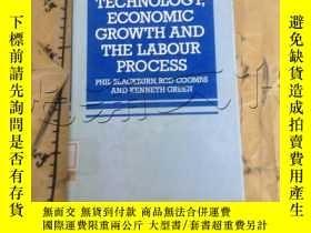 二手書博民逛書店Technology,罕見Economic Growth and