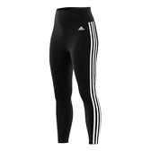 Adidas W 3S 78 TIG 女 黑 三條線 運動 緊身褲 GL4040