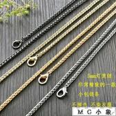 MG 鍊條-mm寬燈籠鍊包包鍊子金屬包帶