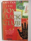【書寶二手書T3/原文小說_AM4】The Joy Luck Club_Amy Tan