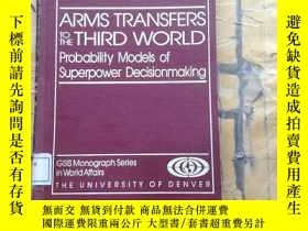 二手書博民逛書店ARMS罕見TRANSFERS TO THE THIRD WOR