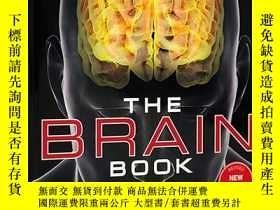 二手書博民逛書店探索人類大腦罕見生命科學 DK百科全書 英文原版 The Brain Book Rita CarterY335