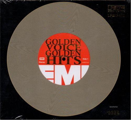 【停看聽音響唱片】【CD】GOLDEN GOLDEN VOICE HITS(LPCD)