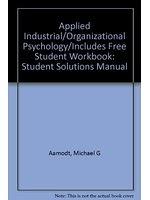 二手書博民逛書店 《Applied industrial/organizational psychology》 R2Y ISBN:0534137695│MichaelG.Aamodt