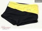 貝比幸福小舖【42300-E】台灣製造男童泳褲-萊卡材質
