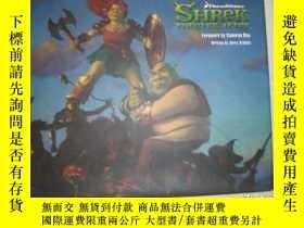 二手書博民逛書店The罕見Art of Shrek Forever After【038】Y289578 Jerry、Camer