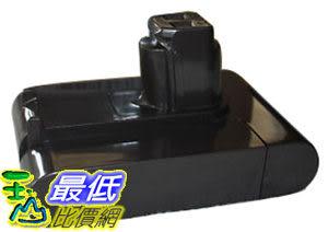 [廠商直寄] Dyson 吸塵器電池 DC35 1500mAh 相容電池 Battery for Dyson DC31 DC34 DC35 DC44 (非MK2型) Battery CD120