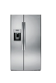 GE 美國 奇異 GSS25GSS 733L 對開門冰箱 不銹鋼灰色