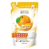 橘子工坊深層淨味碗盤洗滌液補充包500ml【愛買】