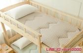 床墊學生床墊 單人0.9 米宿舍加厚榻榻米海綿上下鋪寢室1.2m單人床褥 JD 雙十二