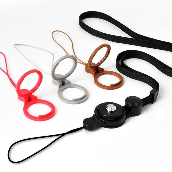 可拆式指環支架掛繩 手機吊繩 手機掛繩 手機支架 手機架 證件帶 識別證吊繩 識別證帶 證件吊繩