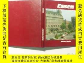 二手書博民逛書店essen罕見埃森 e12-1Y225395