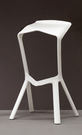 【森可家居】珊蒂造型椅(白) 7CM53...