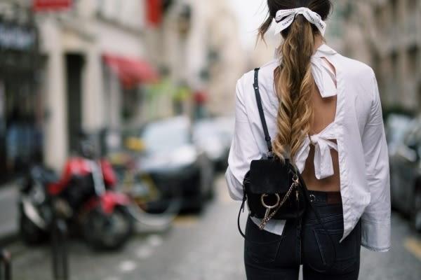 ■現貨在台 ■專櫃7折■2019秋冬全新真品Chloe Faye Mini 迷你小牛皮後背包 黑色