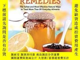 二手書博民逛書店Doctors 罕見Favorite Natural Remed