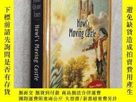 二手書博民逛書店Howl s罕見Moving Castle (World of Howl)Y196496 Jones, Dia