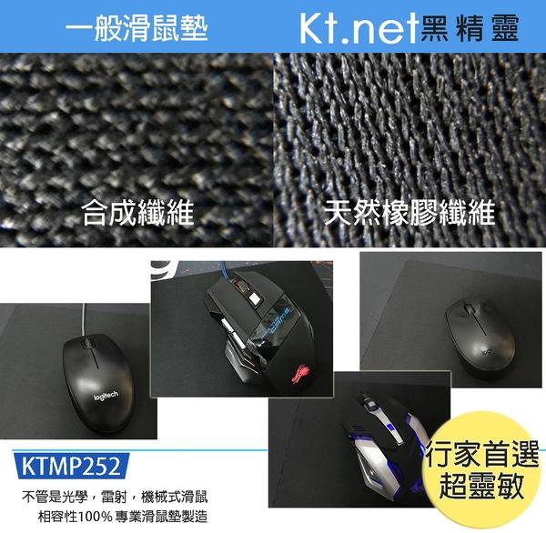 【Kt.net 廣鐸】黑精靈超薄光學鼠墊可折疊攜帶收納重複使用水洗晾乾KTMP252 光學滑鼠墊滑鼠墊