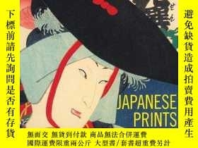 二手書博民逛書店Japanese罕見Prints: Ukiyo-e in Edo