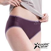 PolarStar 女 排汗快乾三角褲 超柔細觸感 / MIT台灣製『紫紅』P18336 女生 運動內褲 排汗內褲 透氣