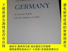 二手書博民逛書店IFE罕見WORLD LIBRARY:GERMANY(精裝 16