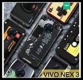 【萌萌噠】VIVO NEX 3 (6.89吋)  復古偽裝保護套 全包軟殼 懷舊彩繪 創意新潮 錄音帶手機殼 附掛繩