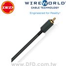 WIREWORLD TERRA 7 地球 1.0M RCA 音源訊號線 原廠公司貨