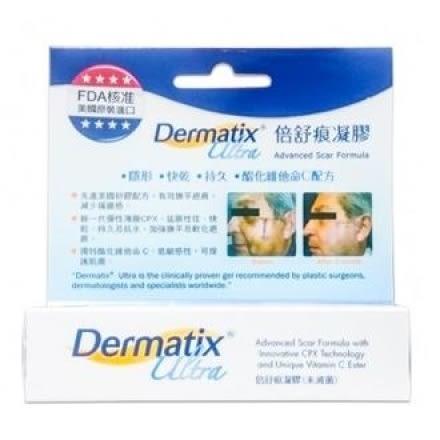 【Dermatix Ultra】倍舒痕去疤凝膠 15g/條