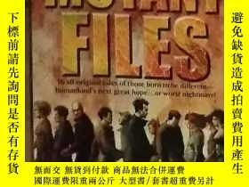 二手書博民逛書店THE罕見MUTANT FLIES 《基因突變的蒼蠅》 英文原版