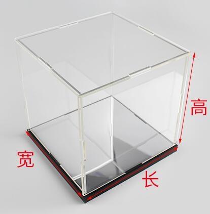 壓克力展示盒透明盒