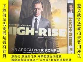 二手書博民逛書店罕見HIGH-RISE摩天大樓第二版DVD9Y241171