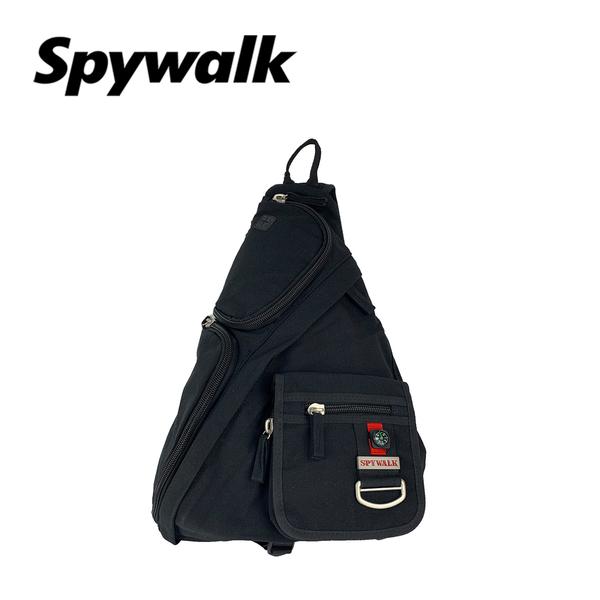 SPYWALK 多功能夾層大款單肩包 NO:2346
