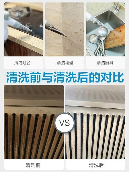 朗菲手持高溫蒸汽清潔機家用高壓空調洗車廚房清洗機多功能電神器 220V 亞斯藍
