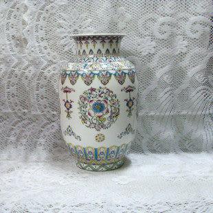 家居裝飾 景德鎮陶瓷器工藝品 藝術瓷 花器 A097