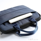 文件袋帆布拉錬A4多層大容量公文包男女士文件包檔案會議袋可訂製 小確幸